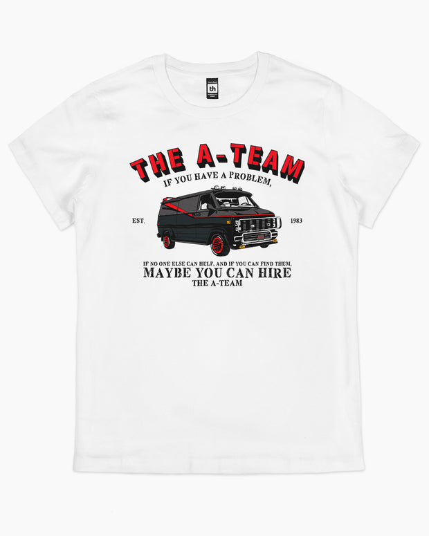 The A-Team T-Shirt Australia Online