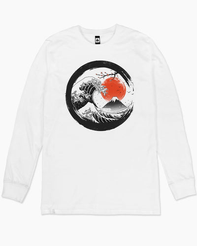 The Great Sumi Wave Long Sleeve Australia Online