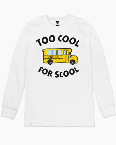 Too Cool for School Long Sleeve Australia Online