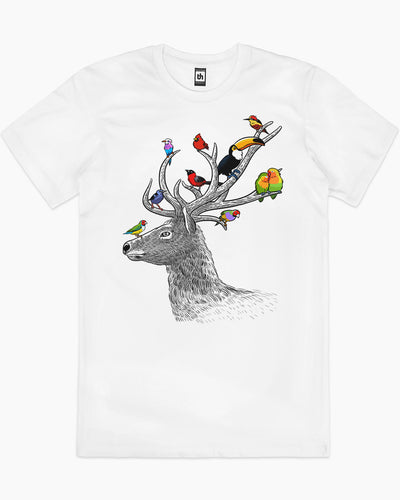 Tropical Deer T-Shirt Australia Online