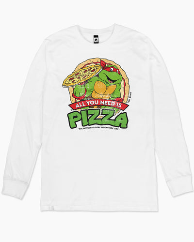 Turtles Pizza Long Sleeve Australia Online