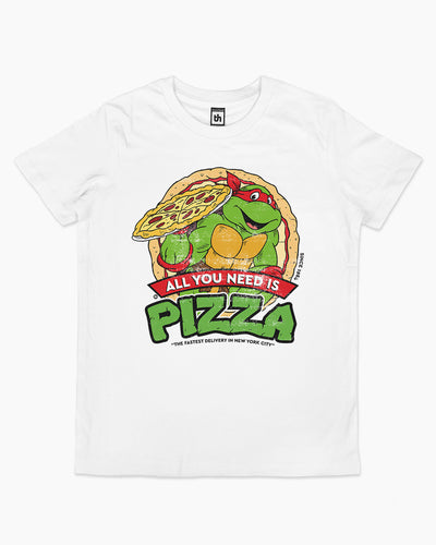 Turtles Pizza Kids T-Shirt Australia Online