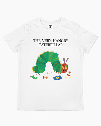 The Very Hangry Caterpillar Kids T-Shirt Australia Online