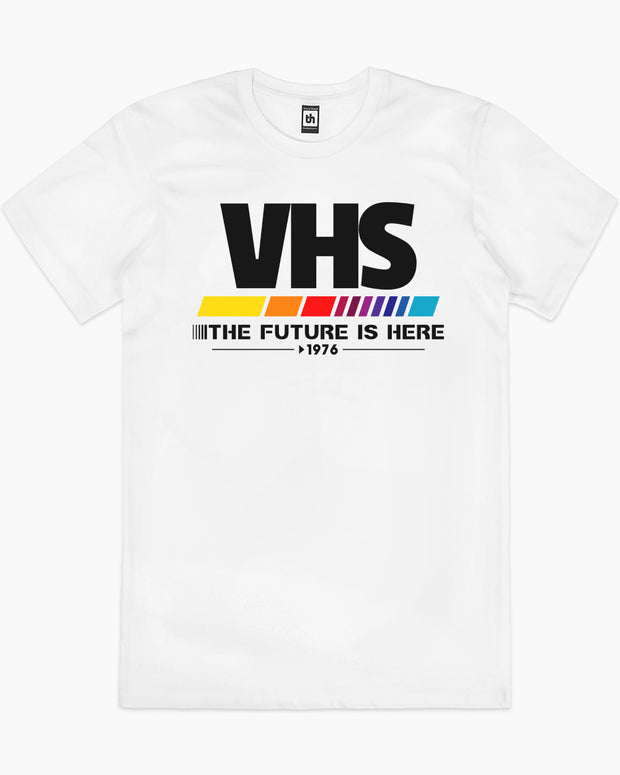 VHS - The Future is Now T-Shirt Australia Online