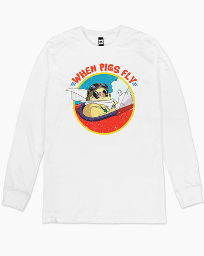 When Pigs Fly Long Sleeve Australia Online