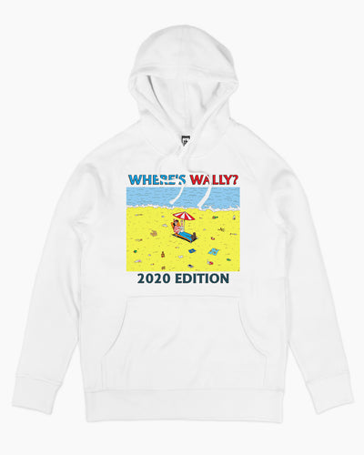 Where's Wally 2020 Edition Hoodie Australia Online