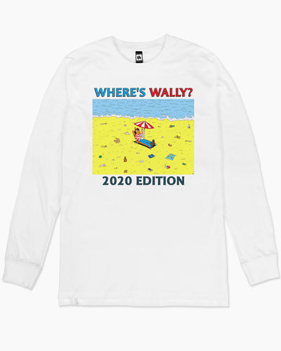 Where's Wally 2020 Edition Long Sleeve Australia Online