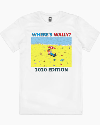Where's Wally 2020 Edition T-Shirt Australia Online