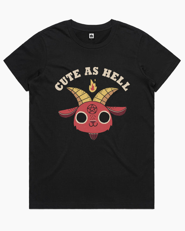 Cute As Hell T-Shirt Australia Online