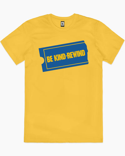 Be Kind - Rewind T-Shirt Australia Online
