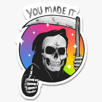 You Made it Sticker Australia Online