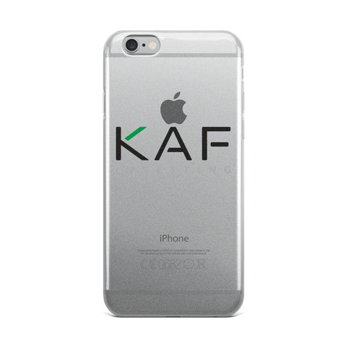 iPhone Case - KAF Investing