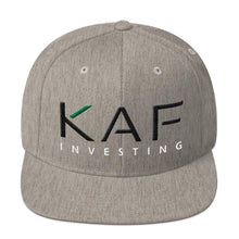 Load image into Gallery viewer, KAF Investing Snapback Hat - KAF Investing