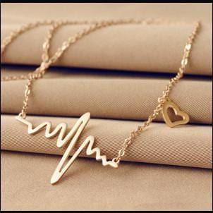 Collier Electrocardiogramme