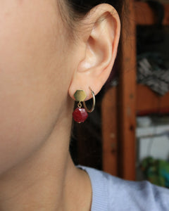 Boucles d'oreilles Mooney