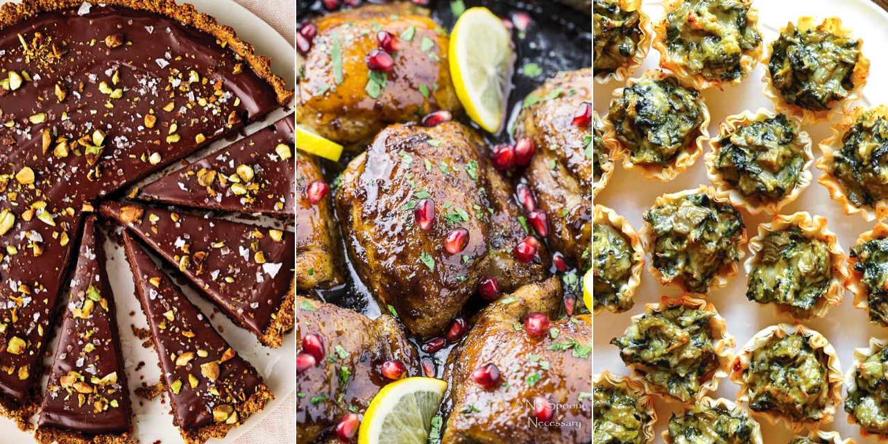 9 Recipes that Avoid the Holiday Weight Gain