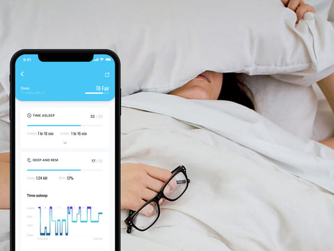 sleep tracking helps improve overall sleep quality