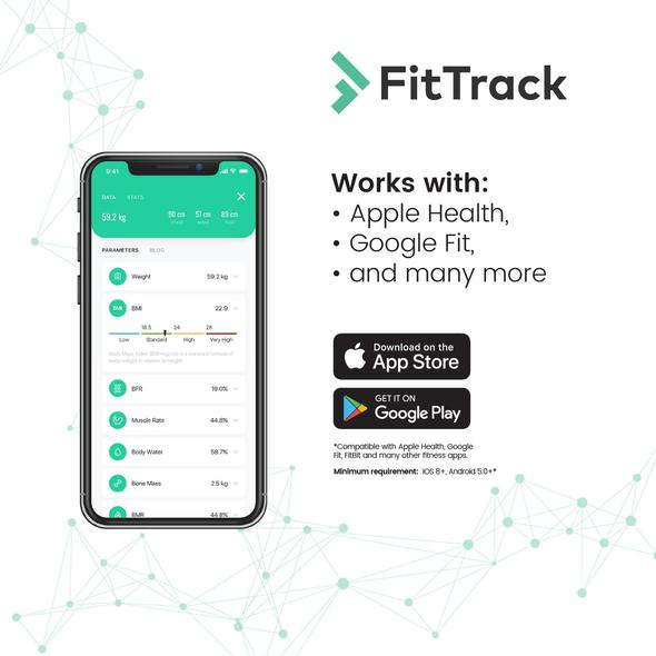 FitTrack Starter Pack 2.0