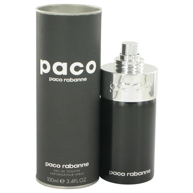 PACO Unisex by Paco Rabanne Eau De Toilette Spray (Unisex) 3.4 oz for Women