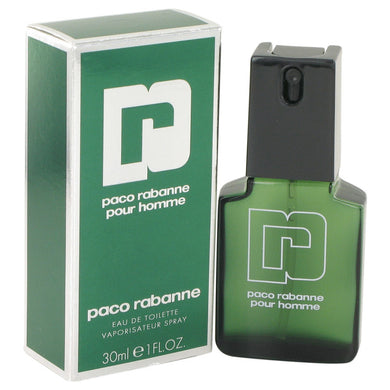 PACO RABANNE by Paco Rabanne Eau De Toilette Spray 1 oz for Men