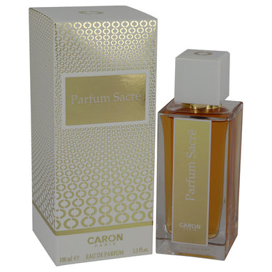 Parfum Sacre by Caron Eau De Parfum Spray (New Packaging) 3.3 oz for Women