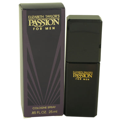 PASSION by Elizabeth Taylor Cologne Spray .85 oz for Men