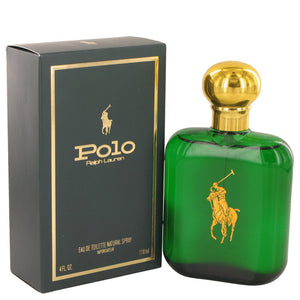 POLO by Ralph Lauren Eau De Toilette - Cologne Spray 4 oz for Men