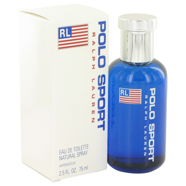 POLO SPORT by Ralph Lauren Eau De Toilette Spray 2.5 oz for Men