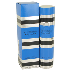 RIVE GAUCHE by Yves Saint Laurent Eau De Toilette Spray 3.3 oz for Women