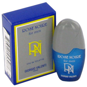 ROSE NOIRE by Giorgio Valenti Mini EDT .17 oz for Men