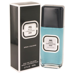 ROYAL COPENHAGEN by Royal Copenhagen Cologne Spray 3.4 oz  for Men