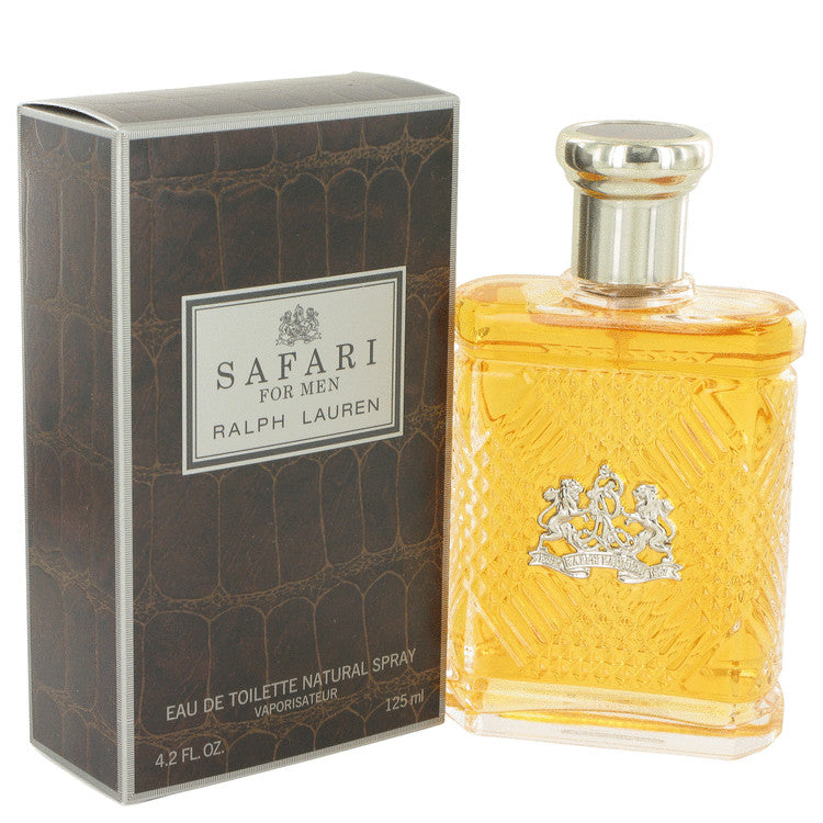 SAFARI by Ralph Lauren Eau De Toilette Spray 4.2 oz for Men