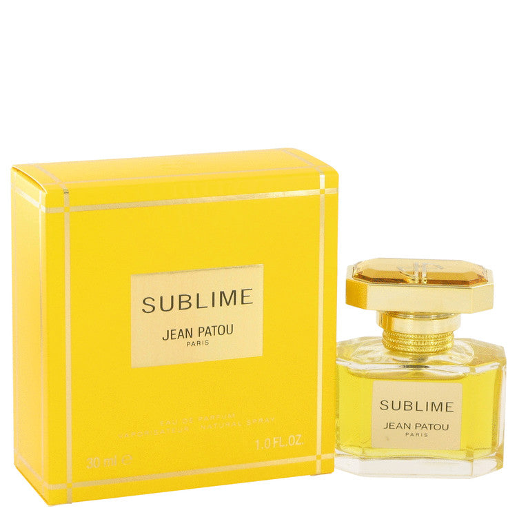 SUBLIME by Jean Patou Eau De Parfum Spray 1 oz for Women