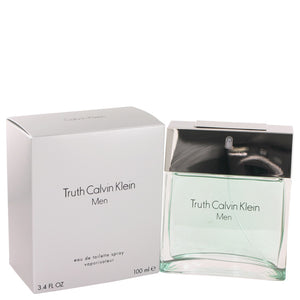 TRUTH by Calvin Klein Eau De Toilette Spray 3.4 oz for Men