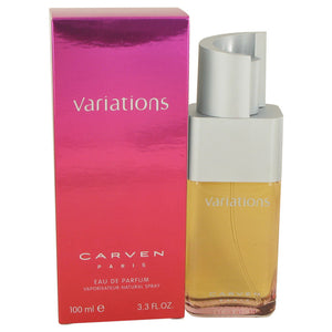 VARIATIONS by Carven Eau De Parfum Spray 3.4 oz for Women