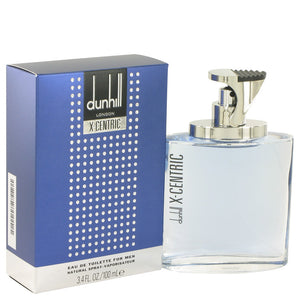 X-Centric by Alfred Dunhill Eau De Toilette Spray 3.4 oz for Men