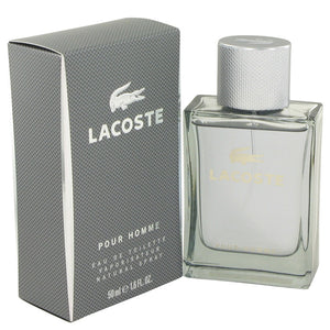 Lacoste Pour Homme by Lacoste Eau De Toilette Spray 1.6 oz for Men