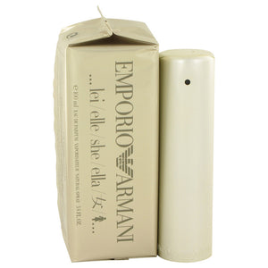EMPORIO ARMANI by Giorgio Armani Eau De Parfum Spray 3.4 oz for Women
