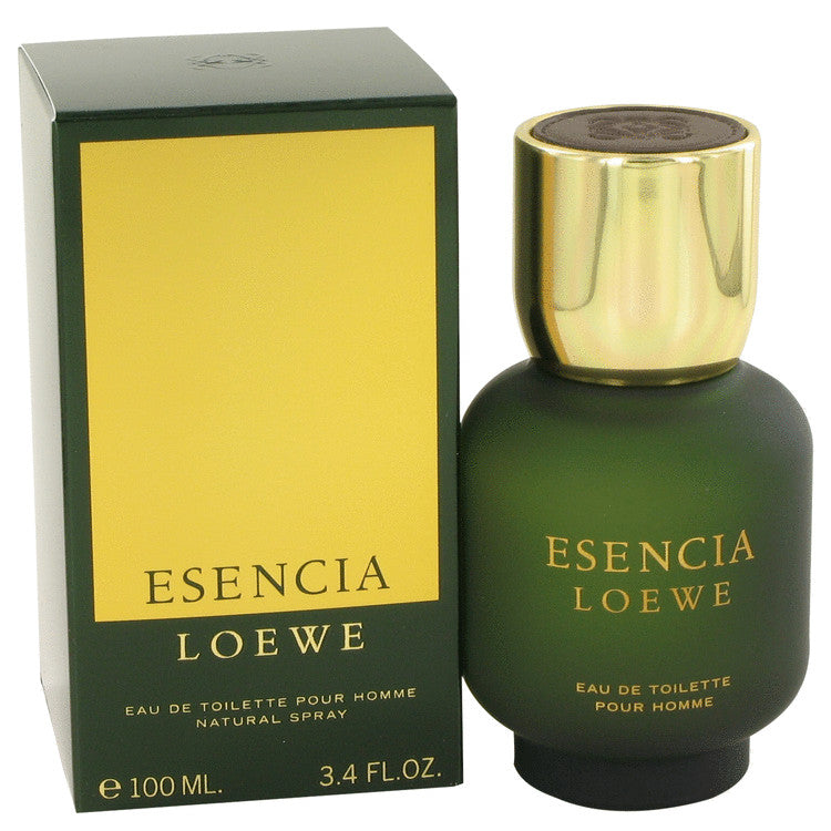 ESENCIA by Loewe Eau De Toilette Spray 3.4 oz for Men