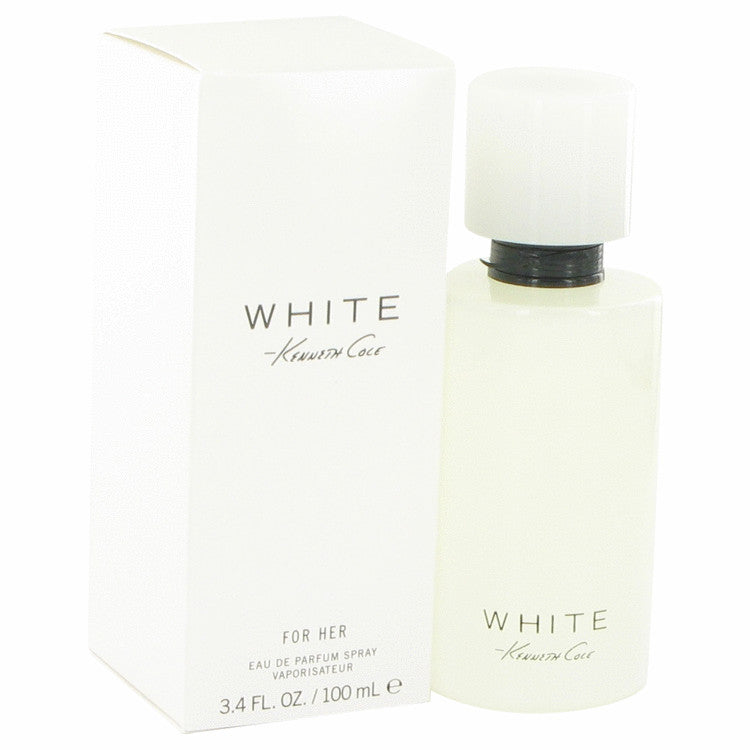 Kenneth Cole White by Kenneth Cole Eau De Parfum Spray 3.4 oz for Women