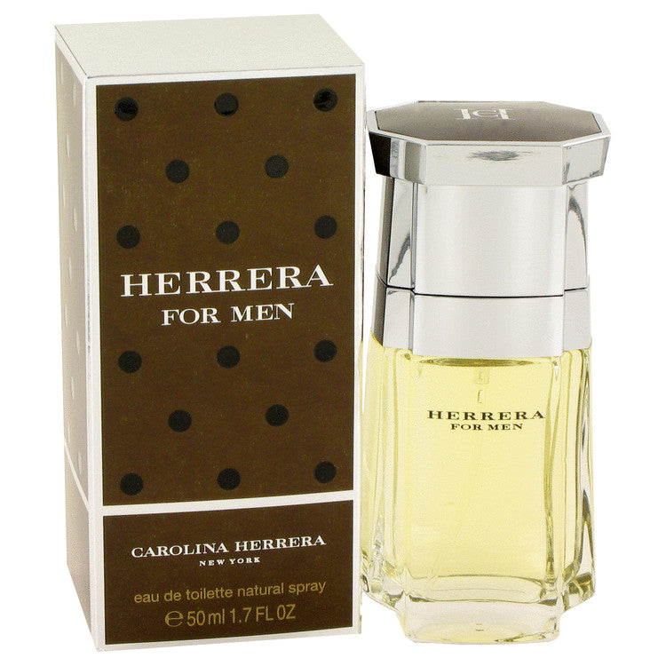 CAROLINA HERRERA by Carolina Herrera Eau De Toilette Spray 1.7 oz for Men