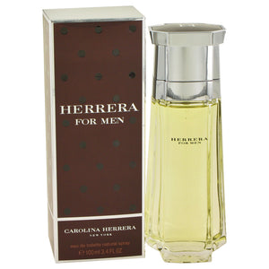 CAROLINA HERRERA by Carolina Herrera Eau De Toilette Spray 3.4 oz for Men
