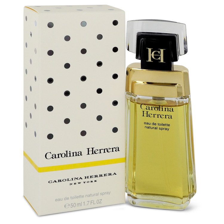 CAROLINA HERRERA by Carolina Herrera Eau De Toilette Spray 1.7 oz for Women