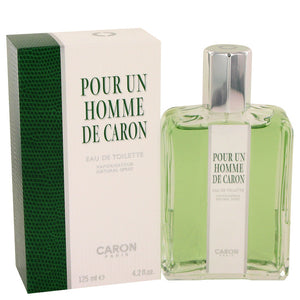 CARON Pour Homme by Caron Eau De Toilette Spray 4.2 oz for Men