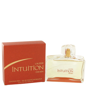 INTUITION by Estee Lauder Eau De Toilette Spray 3.4 oz for Men