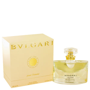 BVLGARI by Bvlgari Eau De Toilette Spray 3.4 oz for Women