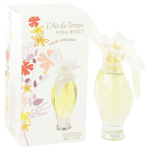 L'AIR DU TEMPS by Nina Ricci Eau De Toilette Spray 1 oz for Women