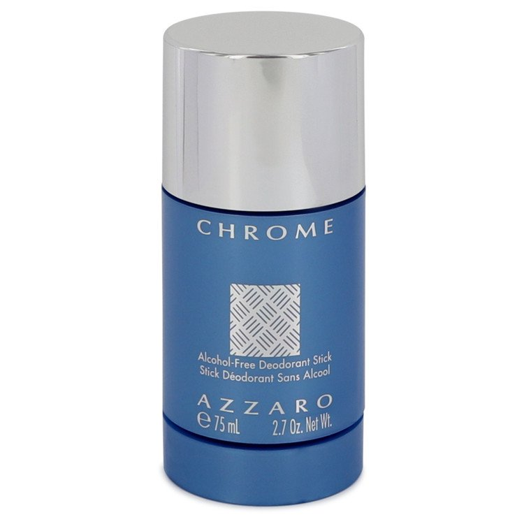 Chrome by Azzaro Deodorant Stick 2.7 oz for Men