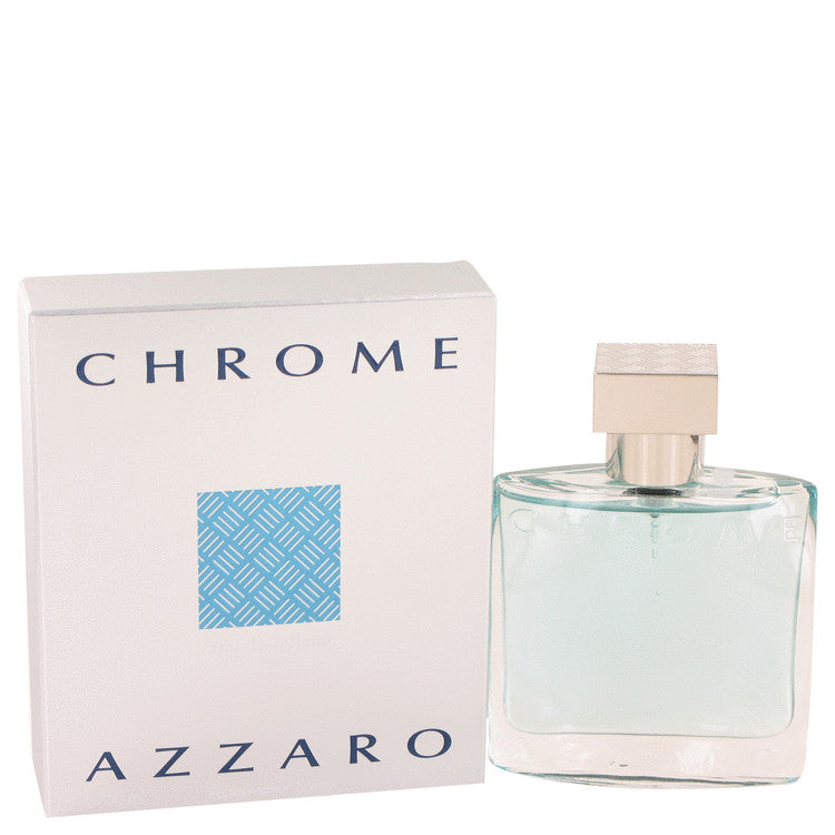 Chrome by Azzaro Eau De Toilette Spray 1.7 oz for Men