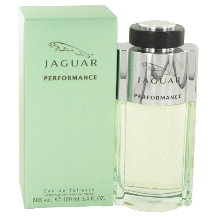 Jaguar Performance by Jaguar Eau De Toilette Spray 3.4 oz for Men